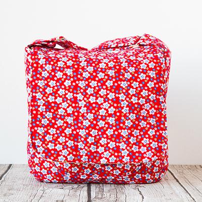 Mini Messenger Bag Exterior