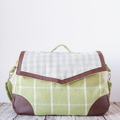 Mainstream Camp Bag Exterior