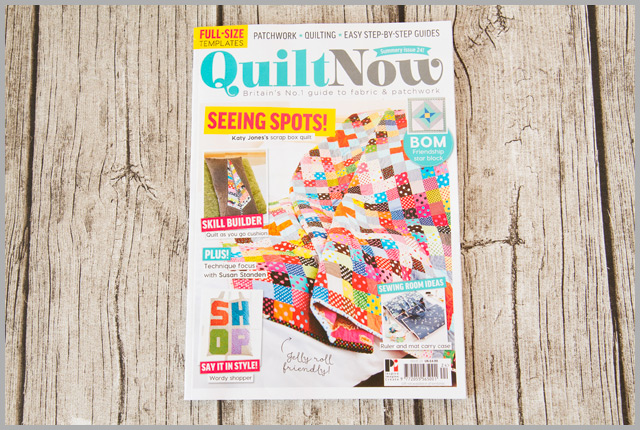Quilt Now Issue 24