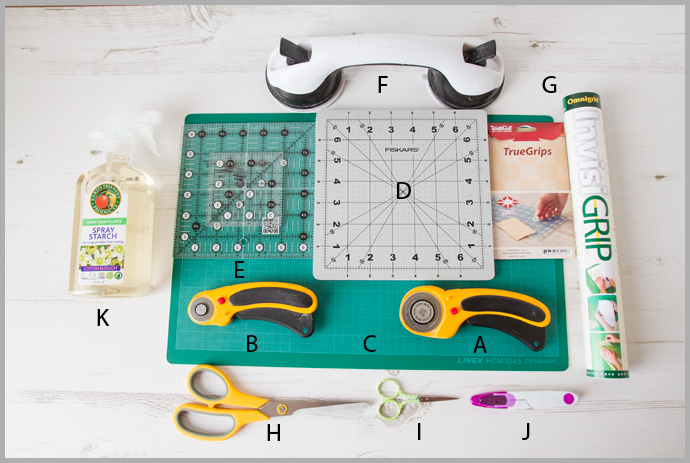 Quilt Making Tools Glossary Part 1 – Preparation & Piecing Tools – Quilt Making Basics