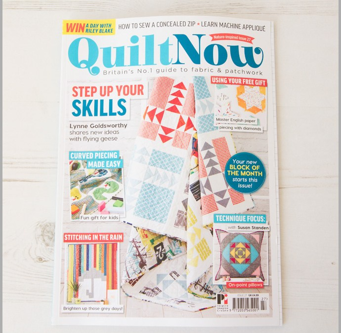 Quilt Now Issue 27