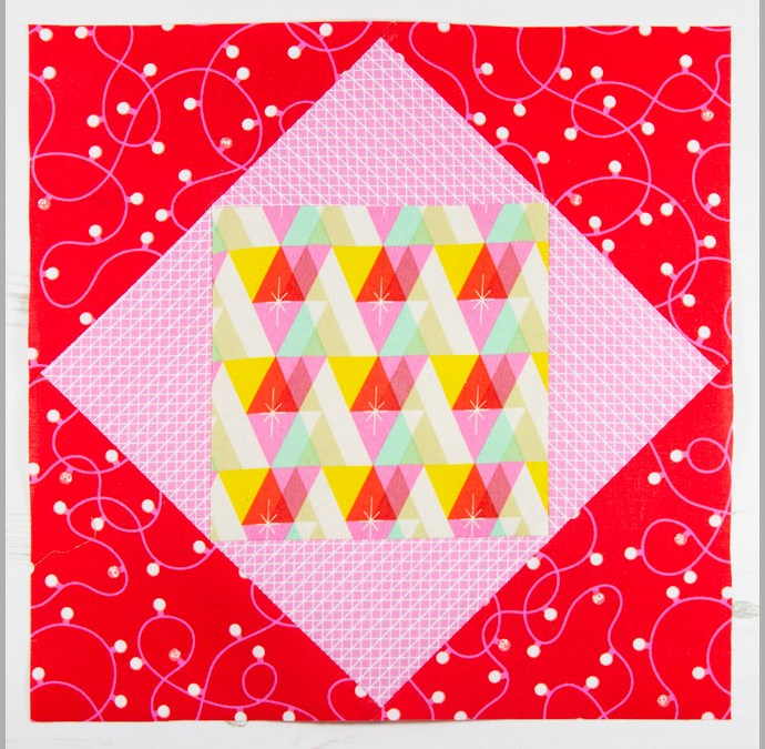 The Super-Sized Economy Block Along – Quilt Making Basics