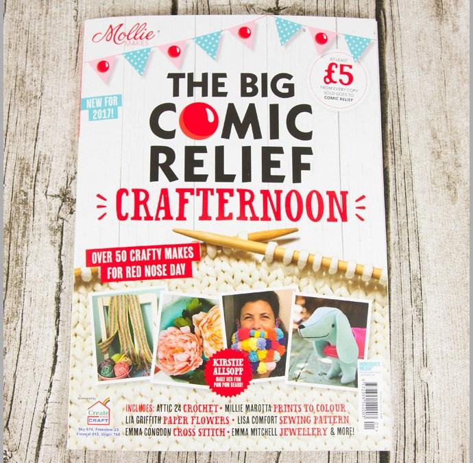 Charity Crafting Anyone?