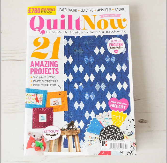 Quilt Now Issue 37