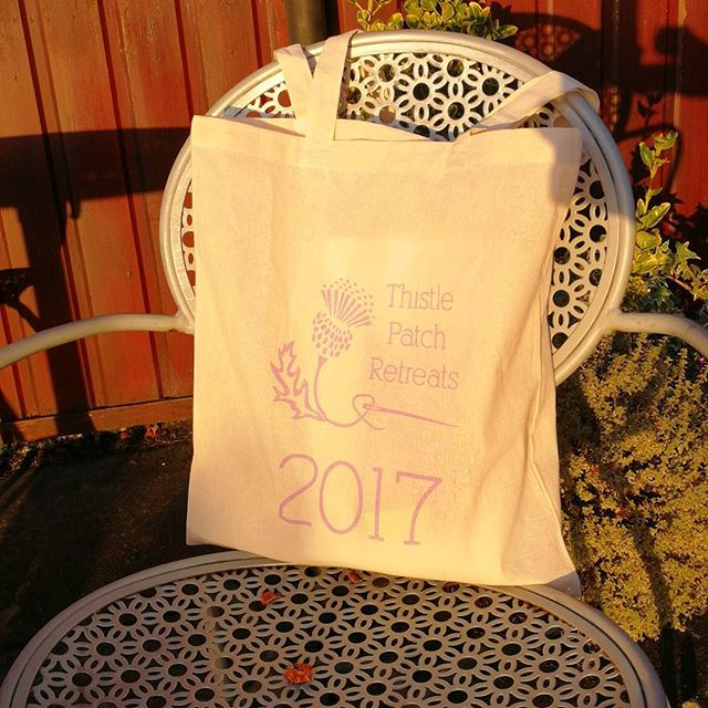 Thistle Patch Retreats November 2017 Review
