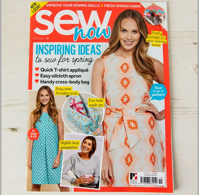 Sew Now Issue 19 – Kids' Wash Set