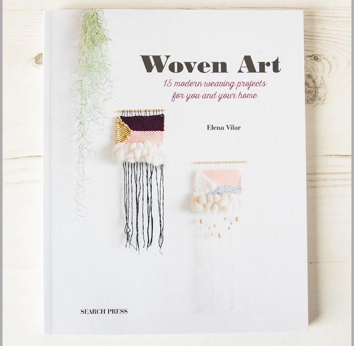 Woven Art – Book Review