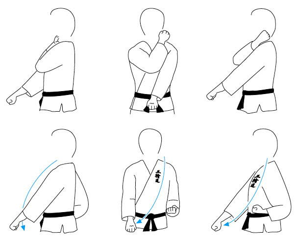 Kyokushin Karate Techniques