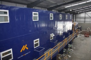 Bolton Bros M&K Waste Recycling System