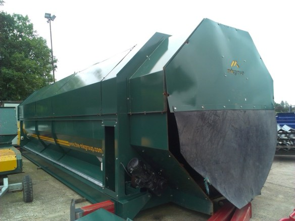 used trommel screen for sale