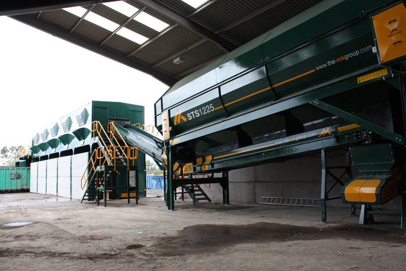 Waste Recycling Machinery Enviro