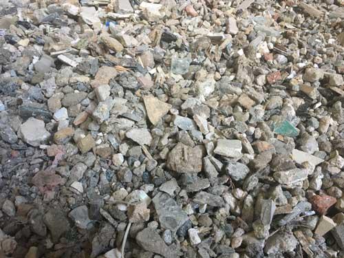 Trommel Fines Recycling Issue Heavy