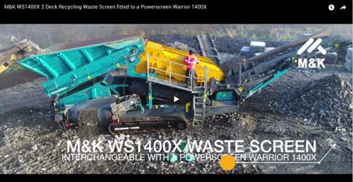 Used-Powerscreen-Warrior-1400X-Tracked-Screener-for-Sale