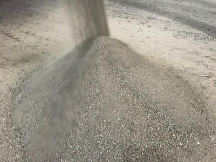 Incinerator Bottom Ash (IBA) Ferrous Clean Up 0-15mm Ash