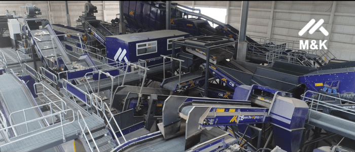 Automated Waste Recycling Project