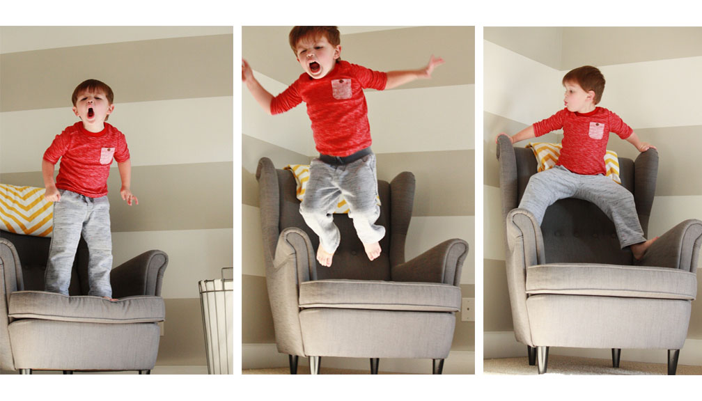 Chair Jumping Series