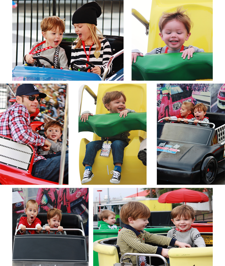 Broadway Grand Prix Toddler Rides