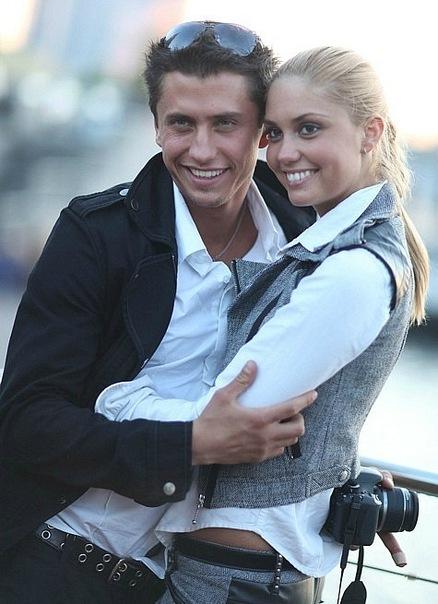 Прилучный Павел И Его Жена Фото