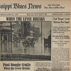When the Levee Breaks fake article