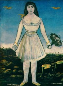 Niko Pirosmani Margarita 1909