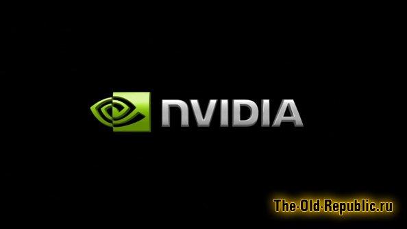 В новую версию драйверов nVidia добавлена поддержка SWTOR