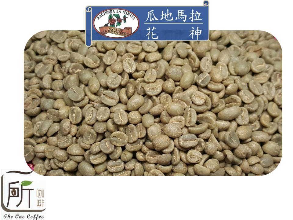 【一所咖啡】SGL01.瓜地馬拉 安提瓜SHB 花神 單品咖啡