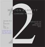 Babbitt Memorial Collection disc 2