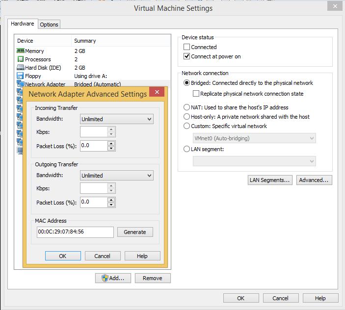 Deploy vSRX – VMware Workstation – The Packet Thrower's Blog