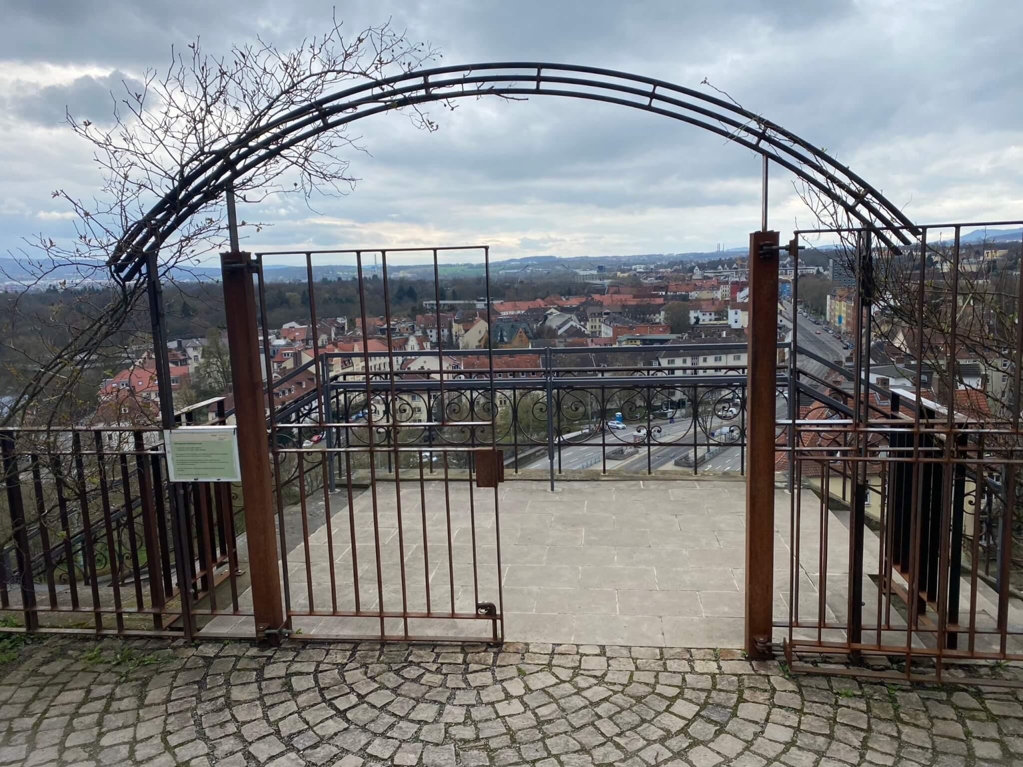 Weinbergterrassen, Kassel