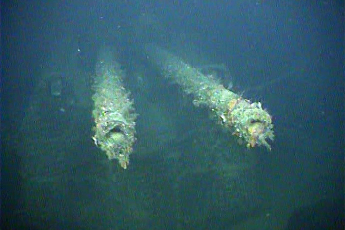 Wreck off Norwegian coast confirmed as long-lost German warship