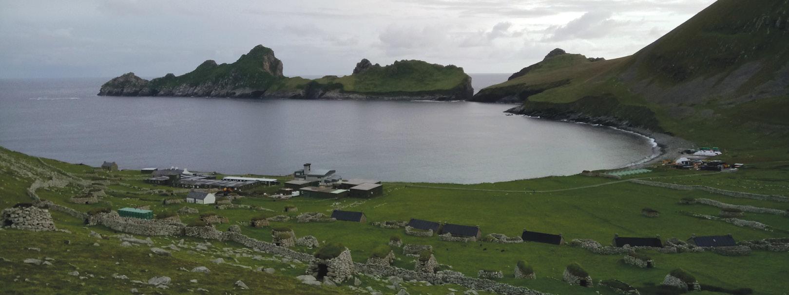 Illuminating St Kilda's Iron Age inhabitants