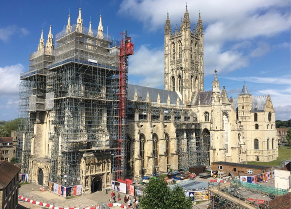 ALL photos: Canterbury Cathedral /Nathalie Cohen, unless otherwise stated