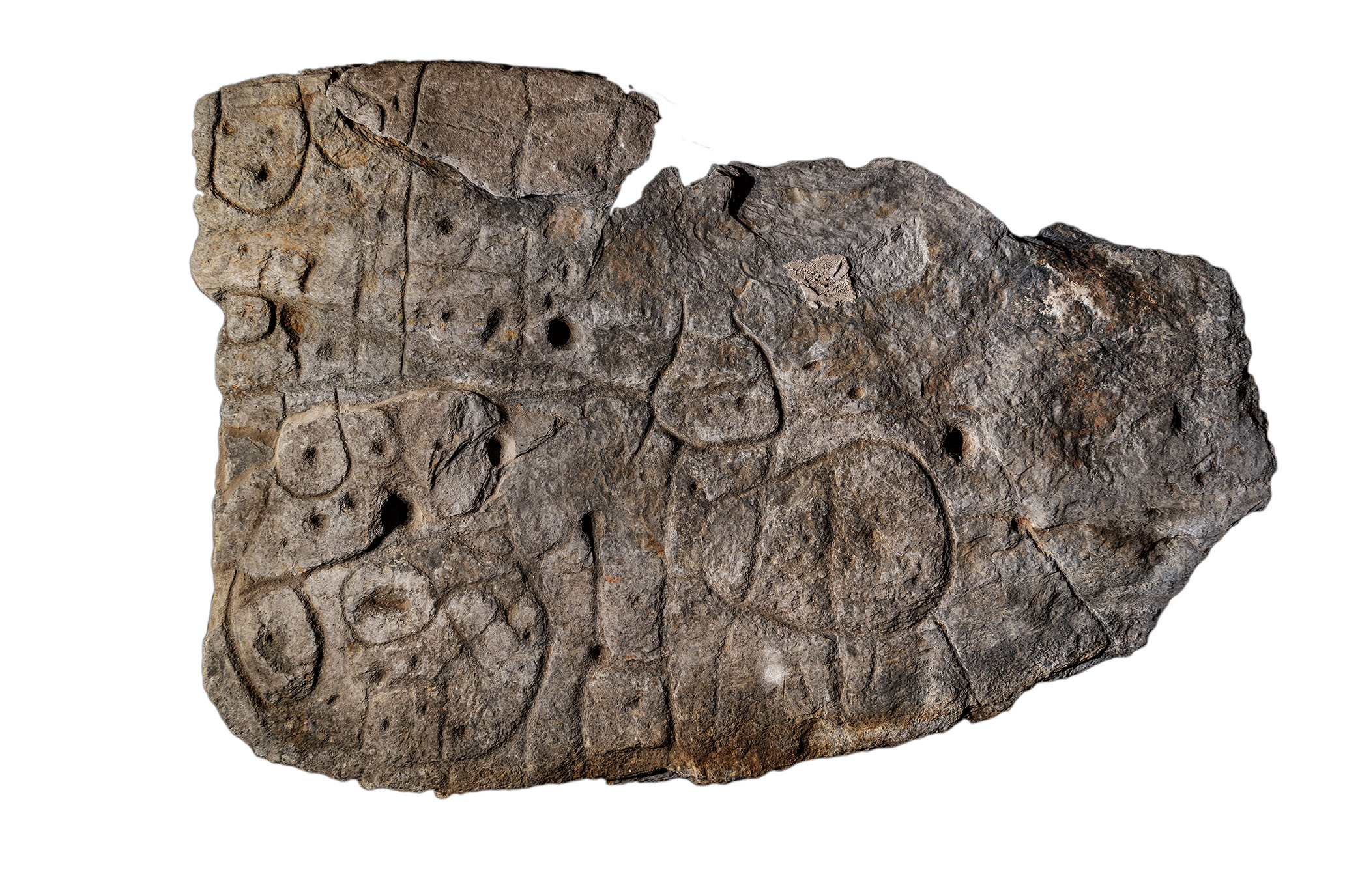 Oldest 3D map in Europe unearthed