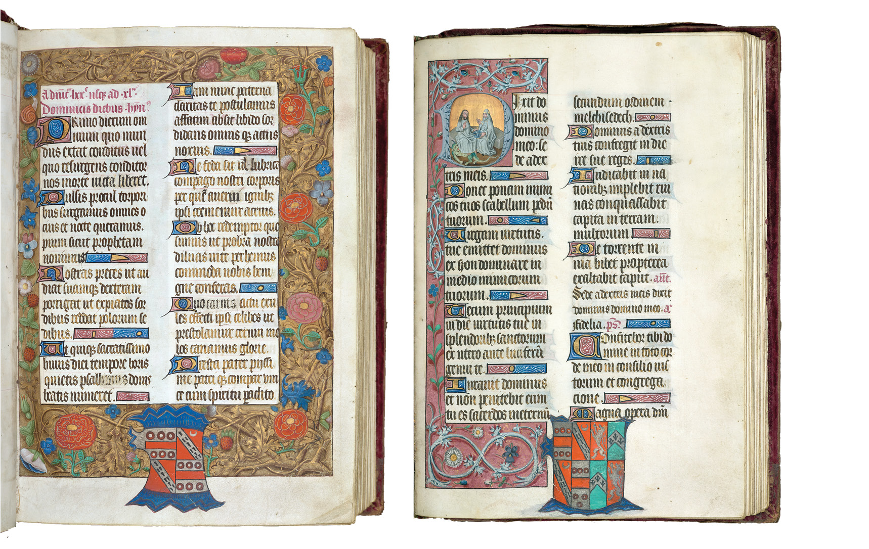 An unknown manuscript by a medieval master