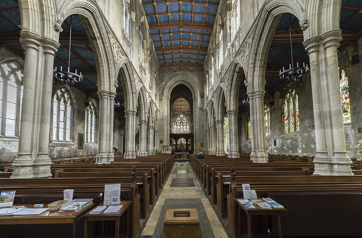 Grade I-listed Yorkshire church to install carvings of pioneering women