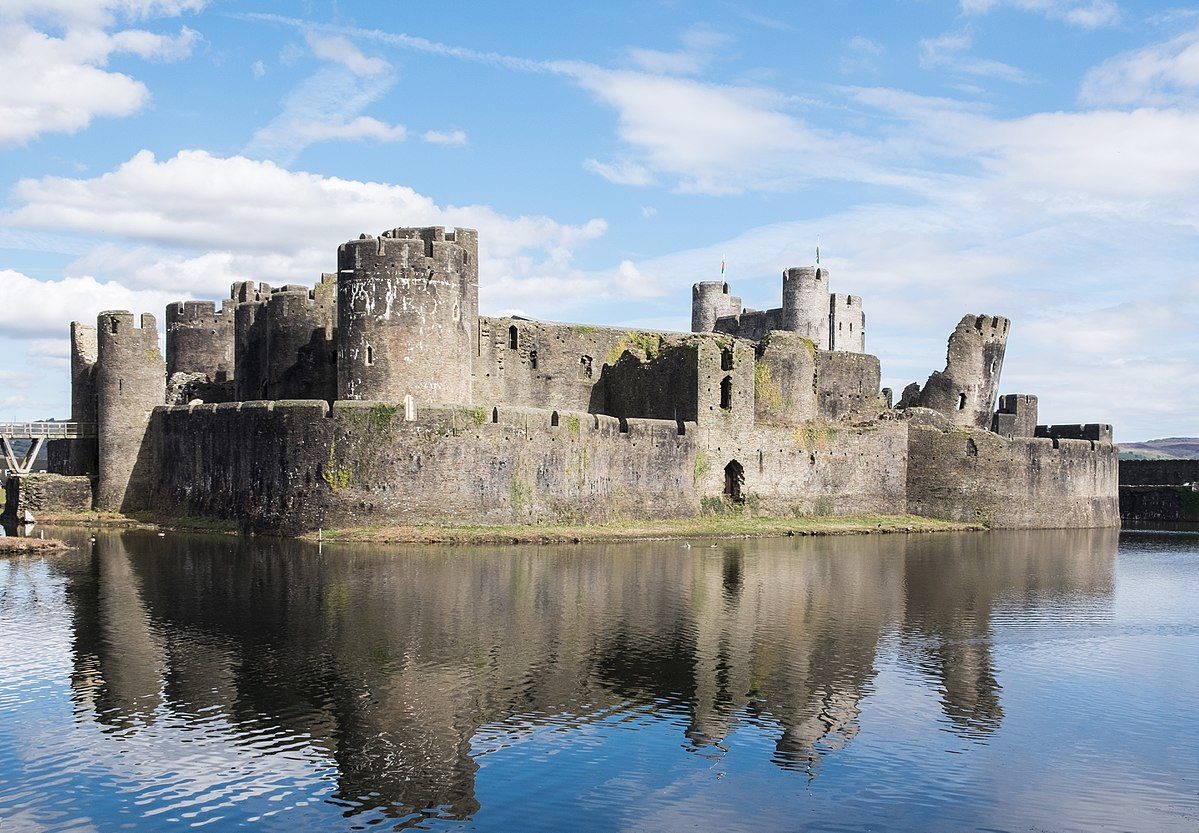 Caerphilly Castle receives £5m investment to boost visitor experience