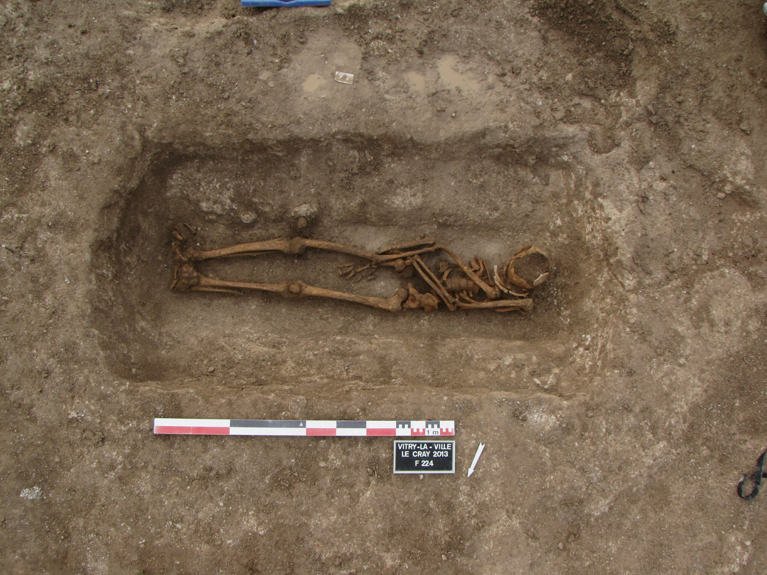 Reopening graves a widespread practice in early medieval Europe, research reveals
