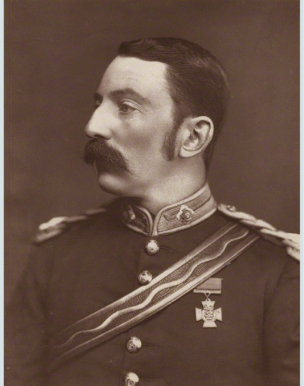 ABOVE John Chard (1847-1897). He was awarded a Victoria Cross for his 'gallant conduct at the defence of Rorke's Drift'.
