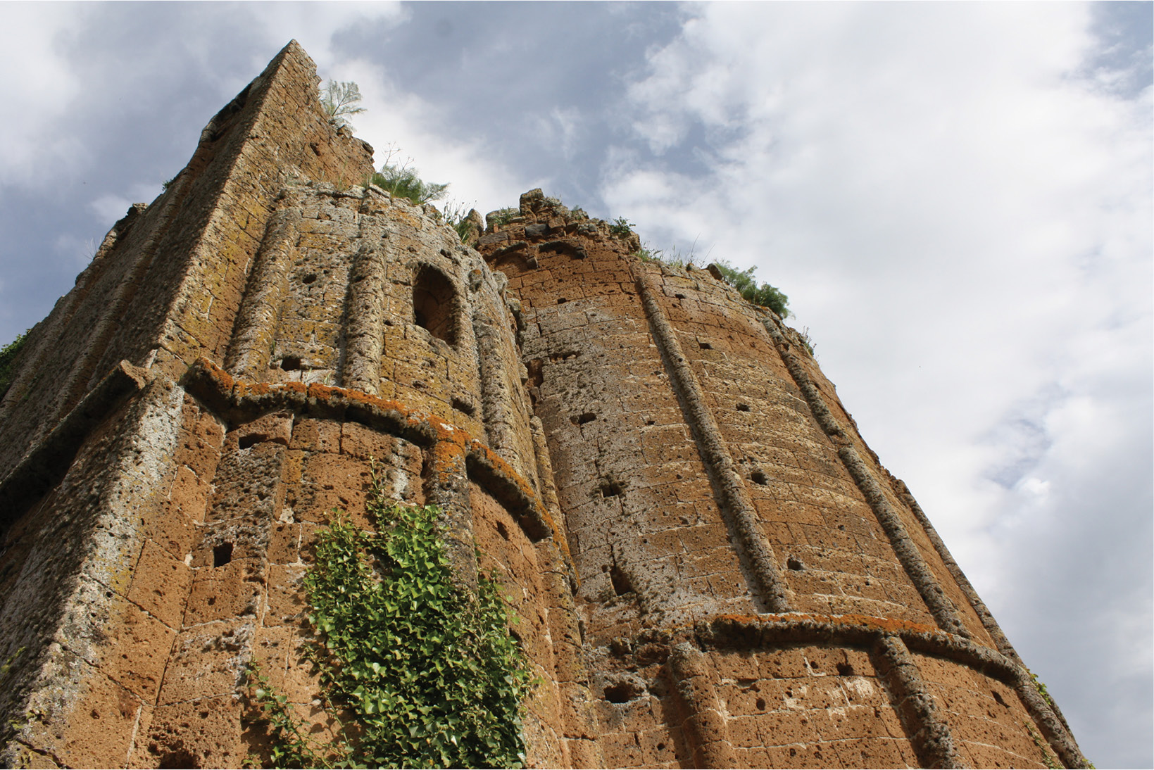 The Lost City of Norchia