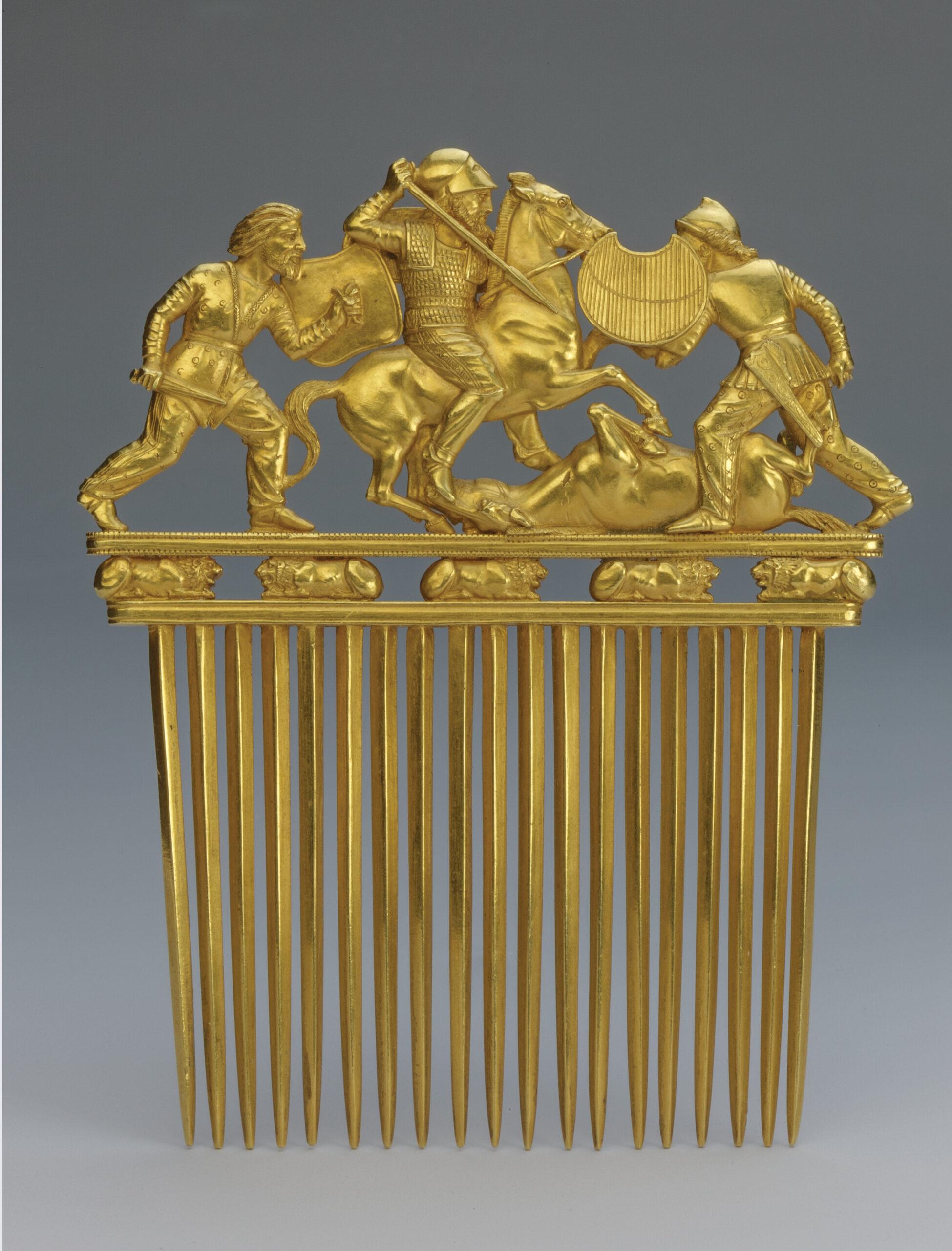 Treasures of the Scythian Kings