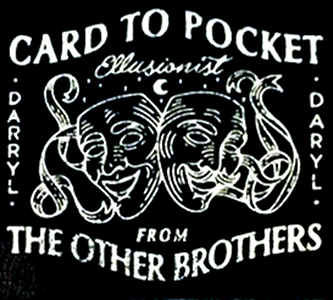 Card to Pocket by The Other Brothers - cover