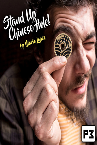 Stand Up Chinese Hole by Mario López - cover