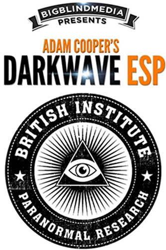 Darkwave ESP by Adam Cooper - cover