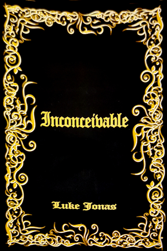 Inconceivable Book by Luke Jonas cover
