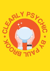 Clearly Psychic (eBook) by Paul Brook Cover