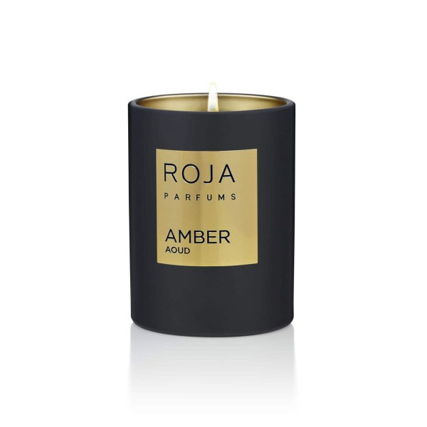 AMBER AOUD Candle 1