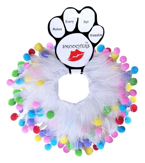 Birthday Fuzzy Wuzzy Smoocher | The Pet Boutique