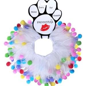 Birthday Fuzzy Wuzzy Smoocher | The Pet Boutique