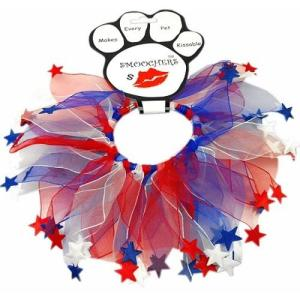 Red, White and Blue Star Smoocher   The Pet Boutique