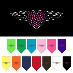 Aviator Rhinestone Pet Bandana | The Pet Boutique